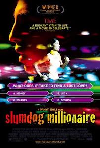 Triệu Phú Ổ Chuột - Slumdog Millionaire poster