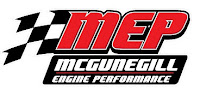 MCGUNEGILL ENGINE PERFORMANCE