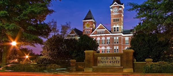 Auburn - Alabama