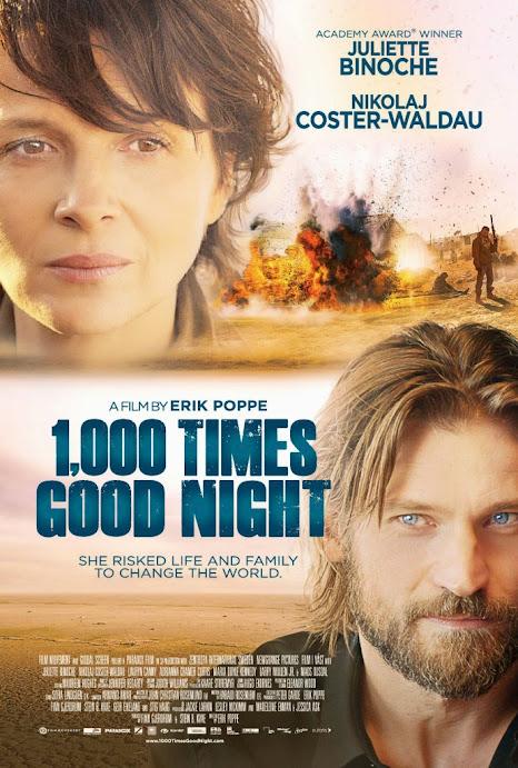 1.000 Φορές Καληνύχτα (1,000 Times Good Night) Poster