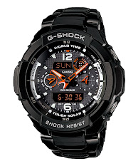 Casio G-Shock : GMA-S110F-1A