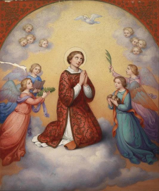 Marie Ellenrieder - Saint Stephen