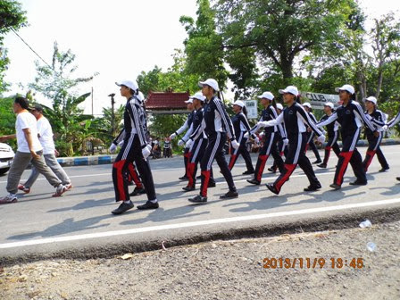 Sejarah Monumen Suryo