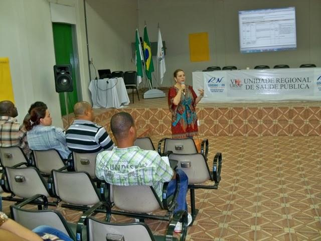 Pau dos Ferros: Mais Médicos tem oficina de avaliação