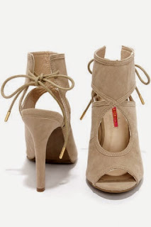 The Look For Less Aquazzura Sexy Thing Suede Cutout Sandal Knockoff Replica