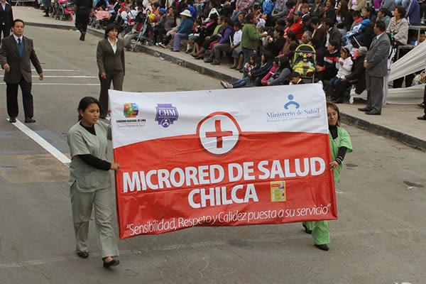 Microre de Salud Chilca