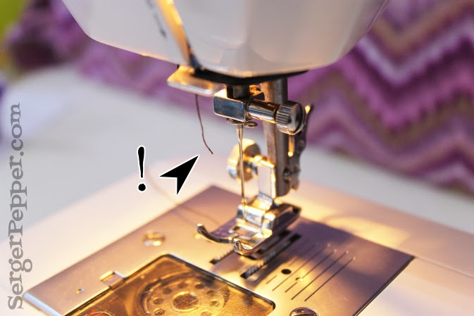 40 Top Beginner's Sewing Tips Sew Basic Series Serger Pepper Cool Thread Guide Sewing Machine Definition