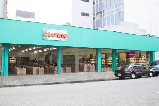ec7da4dbb Clovis Atacado - Comércio de Calçados, R. Gomes Cardim, 72 - Brás ...