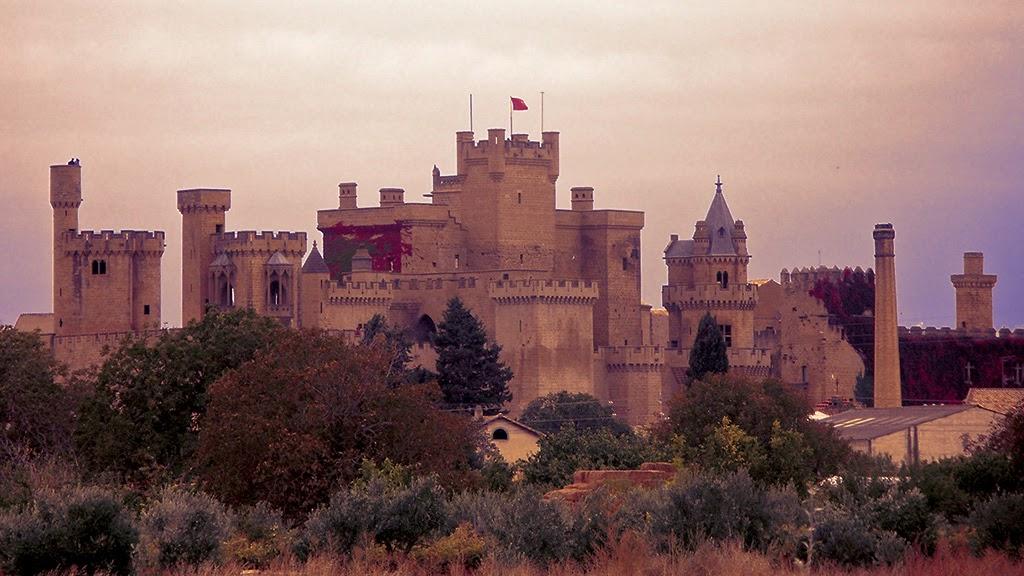 Palacio Real de Olite Navarra