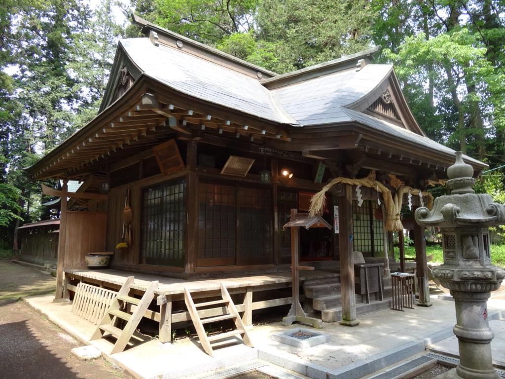 いざ、神社!!: 鷲神社(那珂市)