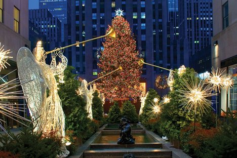 Christmas Tree Shop New York top 10