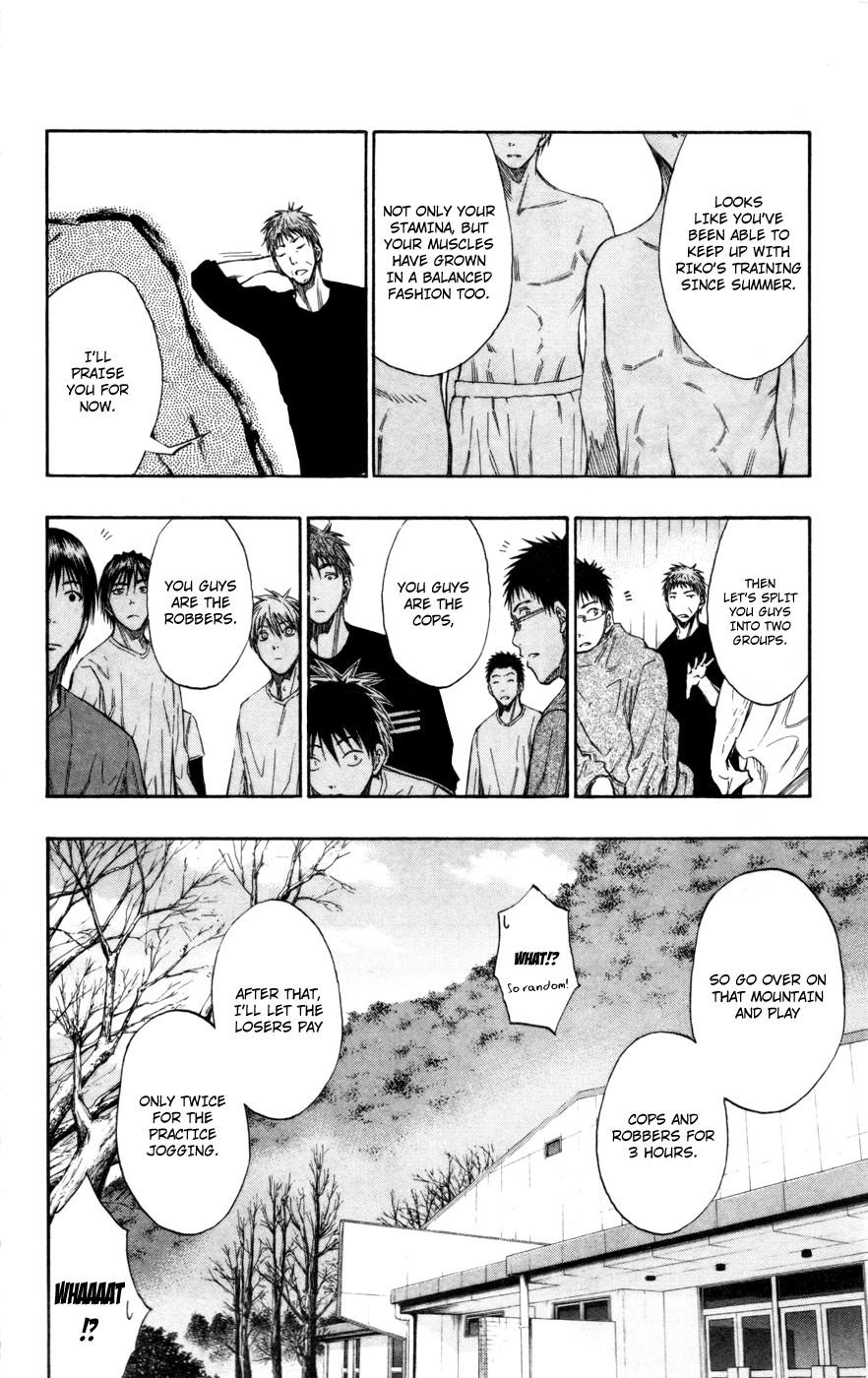 Kuroko no Basket Manga Chapter 111 - Image 10