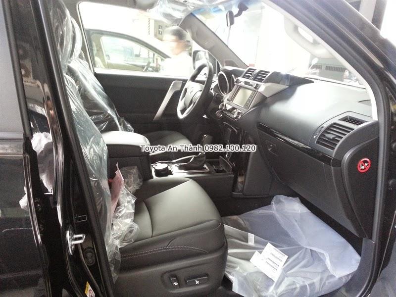 Khuyến Mãi Giá Bán Xe Toyota Land Prado 2015 Nhập Khẩu 10
