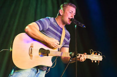 Soldier Dan proves his singing and songwriting abilities
