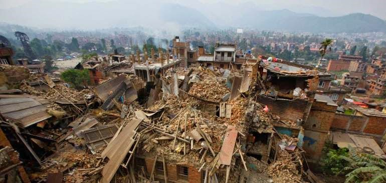 As natural disasters go, the Nepal earthquake has been a monster. So much suffering, damage, and carnage. So why does it not affect me in the least?