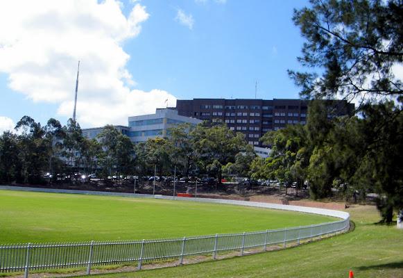 Royal North Shore Hospital, Reserve Road, St Leonards NSW 2065, Australia
