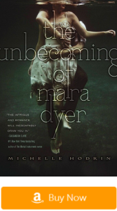 Books like the Fault in our Stars: The Unbecoming of Mara Dyer