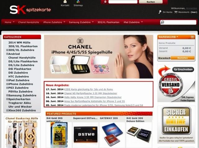 Spitzekarte.com