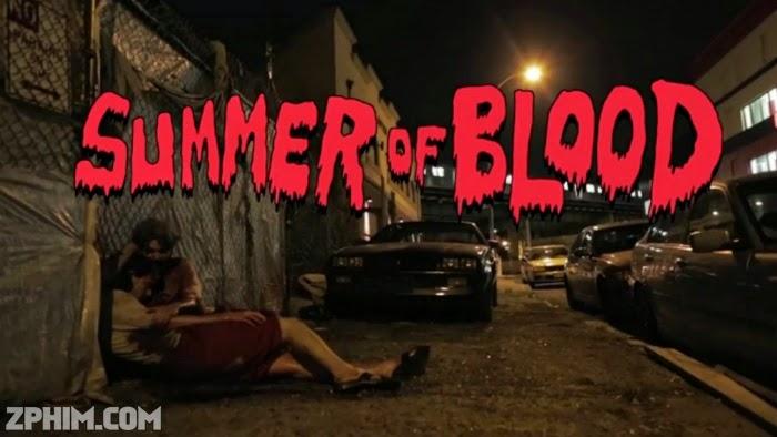 Ảnh trong phim Mùa Hè Đẫm Máu - Summer of Blood 1