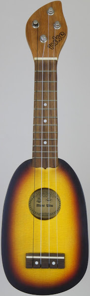 iUke Sopranino Pineapple at Ukulele Corner