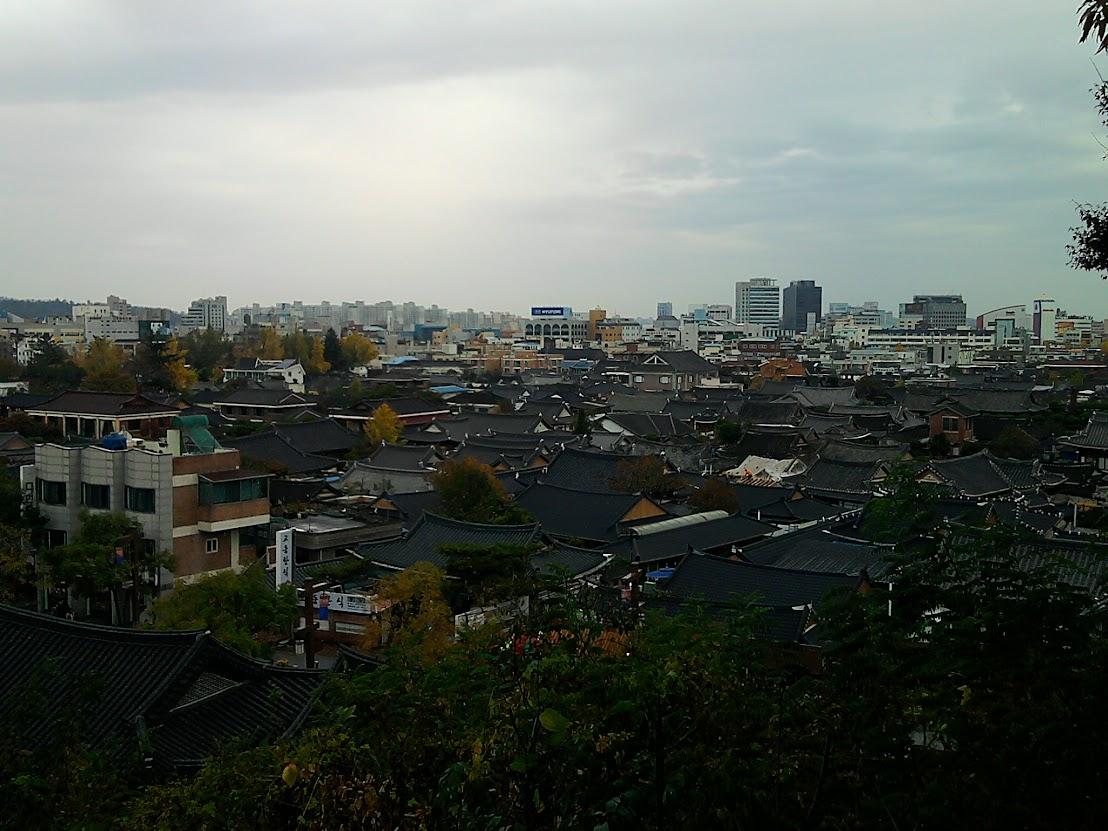 Kaimas mieste
