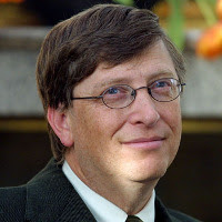 Bill Gates Bill Gates the man behind acquisition of Skype