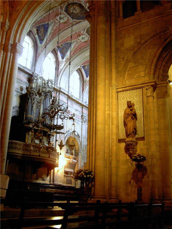 Кафедральный Собор Ла Се внутри фото