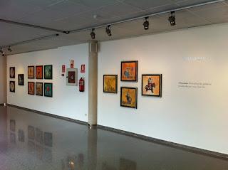 Obras con la temática obsesivo, de Antonio Tapia