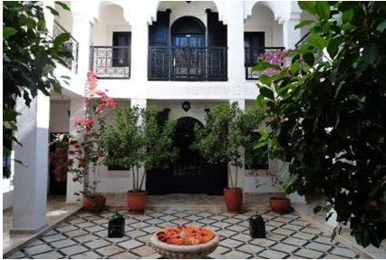 حدائق المغرب