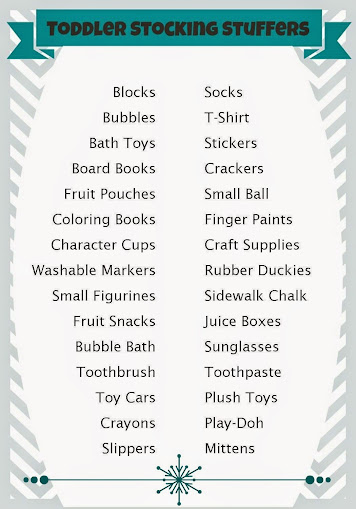 Stocking Stuffer Ideas for Toddlers (125+ Ideas for All Ages)