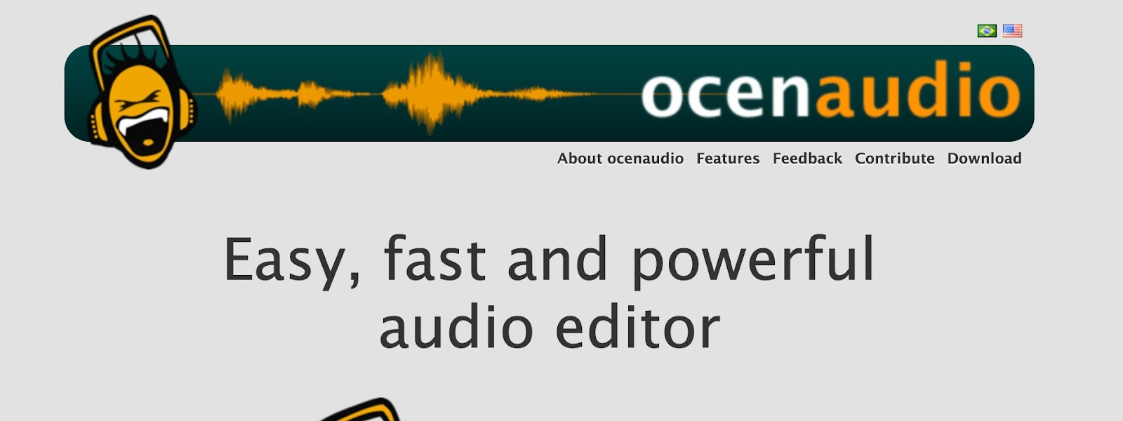 best marketing tools: ocenaudio