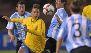 Goles Argentina Brasil [3-3] Video penales 21 Nov