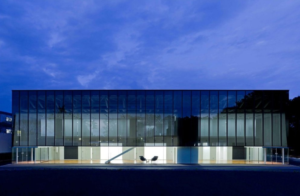 Tsukuba Medical Laboratory of Education and Research  design by Tetsuo Kobori Architects + PLANUS