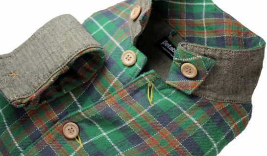 Ble Jaflannel Shirt-Jacket