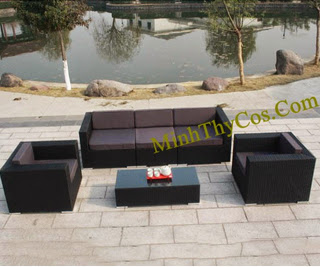 Rattan Sofa Set-MT111