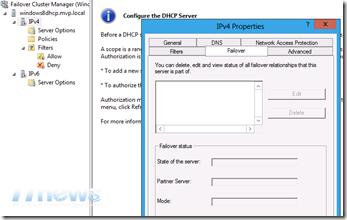 Cluster-DHCP-Server