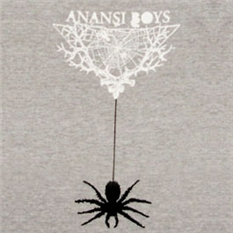 Anansi Boys t-shirt