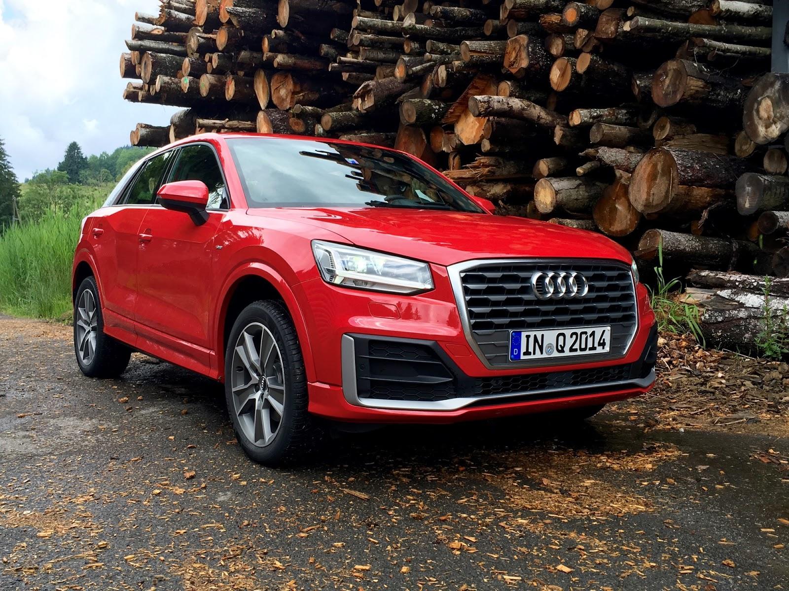Audi Q2 2017 khi ra mắt sẽ gây bão thị trường xe?