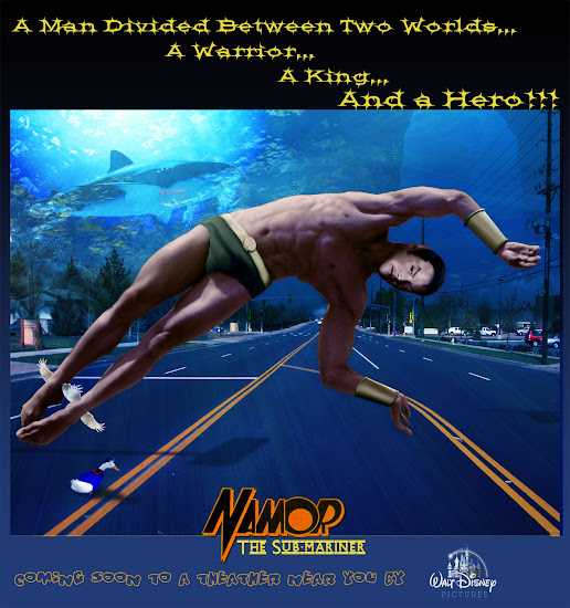 Namor (the Sub-Mariner)