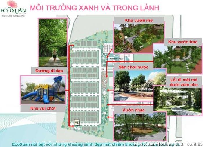 Dự án Eco Xuân: Biệt thự sinh thái đất Lái Thiêu – BT53