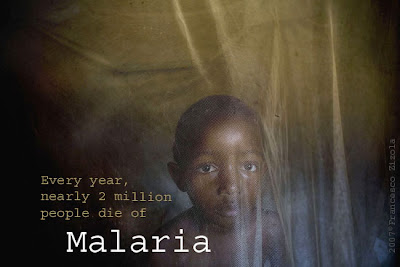 Malaria cases continue to rise in central Africa