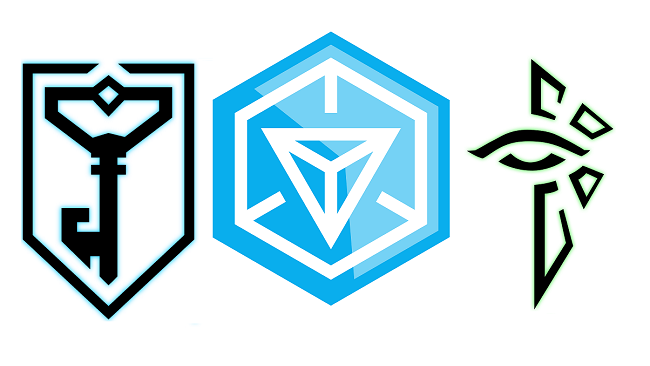 Ingress logos