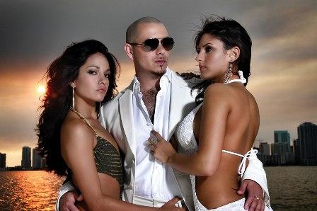 concierto de Pitbull