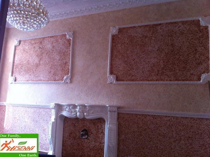Yisenni revestimientos de paredes es un nuevo material de - Decoracion de interiores paredes ...