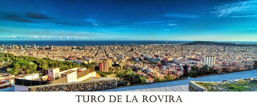 Turo de la Rovira. From Six Secrets of Barcelona
