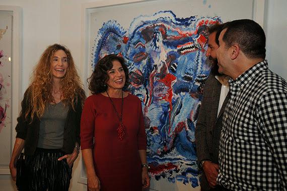 Exposición 'Homenaje a Picasso' en la Casa de Vacas del Retiro