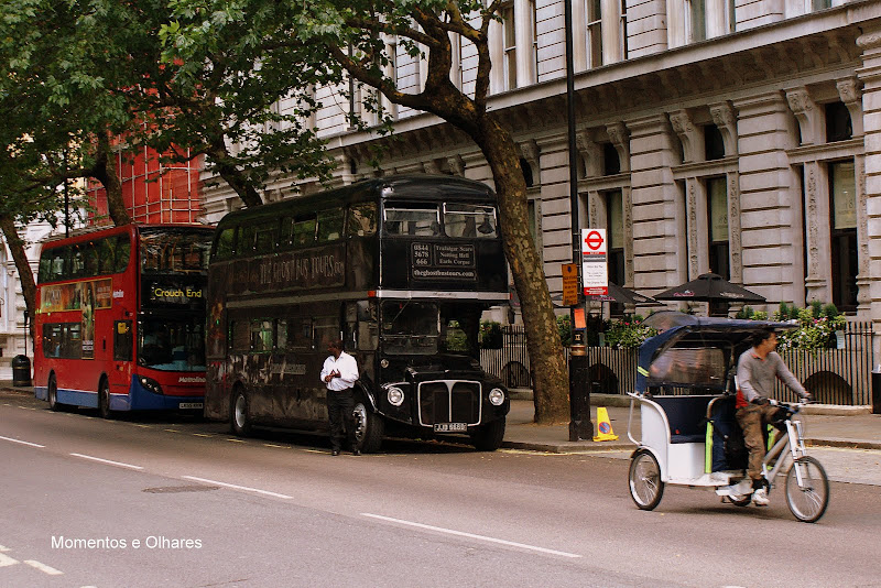 Londres, Transportes Públicos