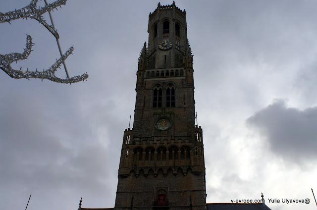 Беффруа в Брюгге
