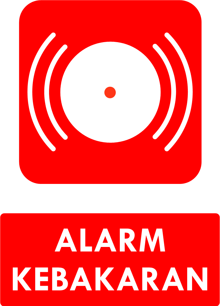 Rambu Alarm Kebakaran