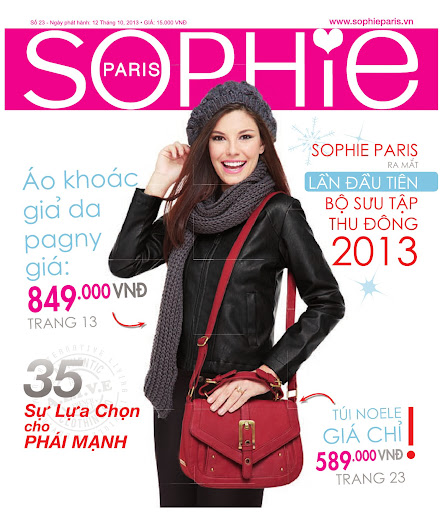 Sophie Paris Catalog 22